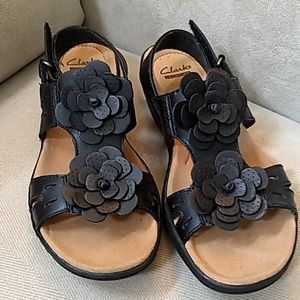 Clarks Sandals - leather size 5